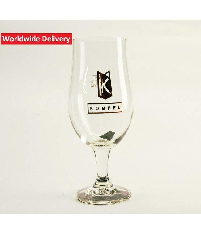 Kompel Beer Glass 25cl