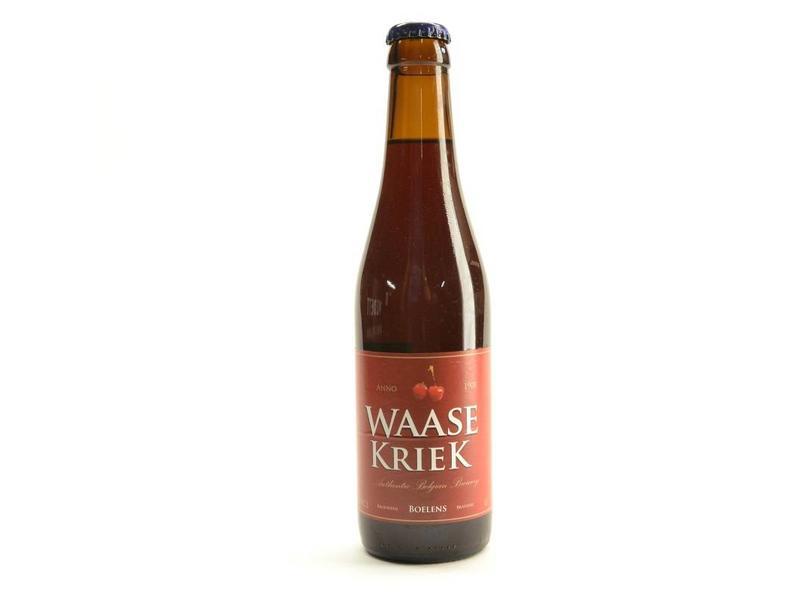 WA / FLES Waase Kriek 33cl