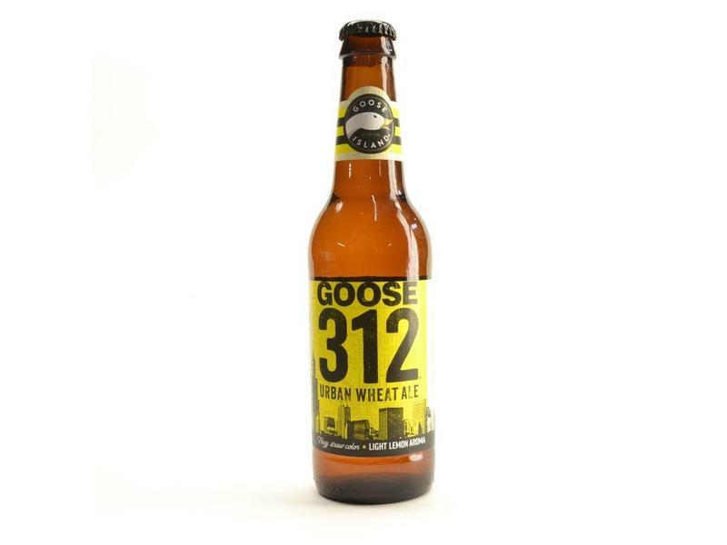 Goose 312 Urban Wheat 33cl