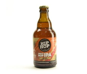 Hip Hop Single Malt IPA Bravo 33cl