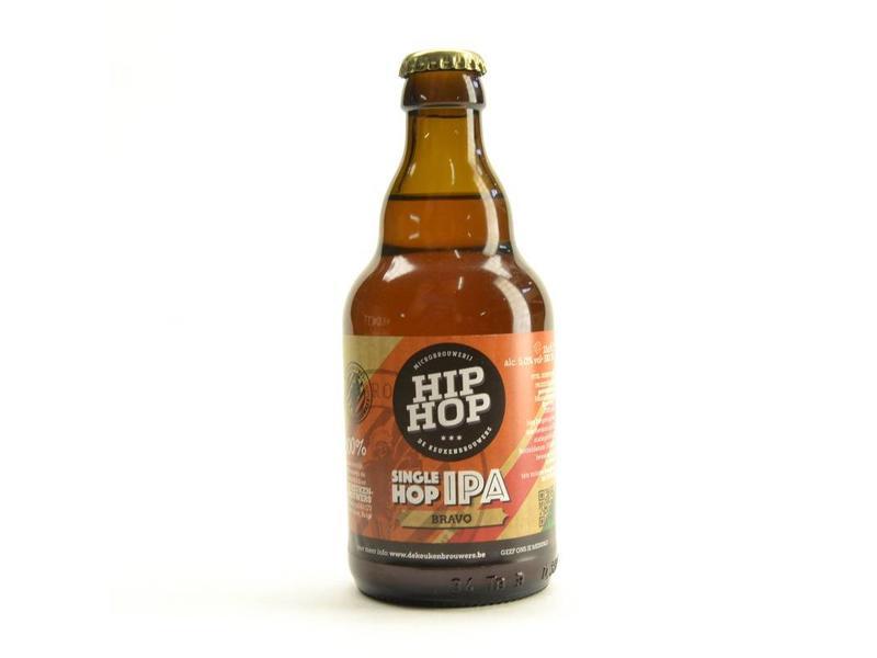 A2 Hip Hop Single Malt IPA Bravo 33cl