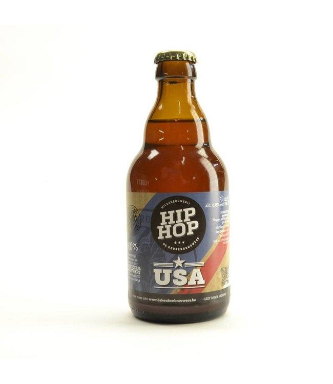 Hip Hop USA 33cl