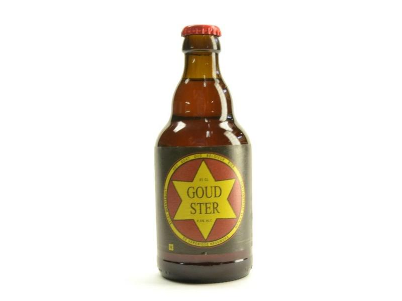Goud Ster 33cl