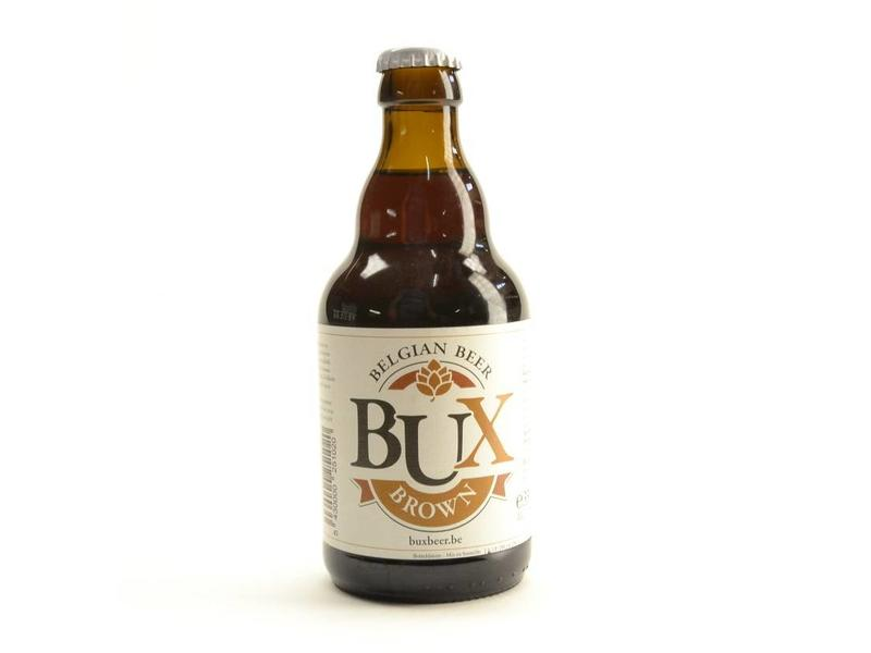 Bux Brown 33cl