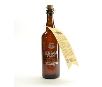 Bersalis Tripel Oak Aged 75cl