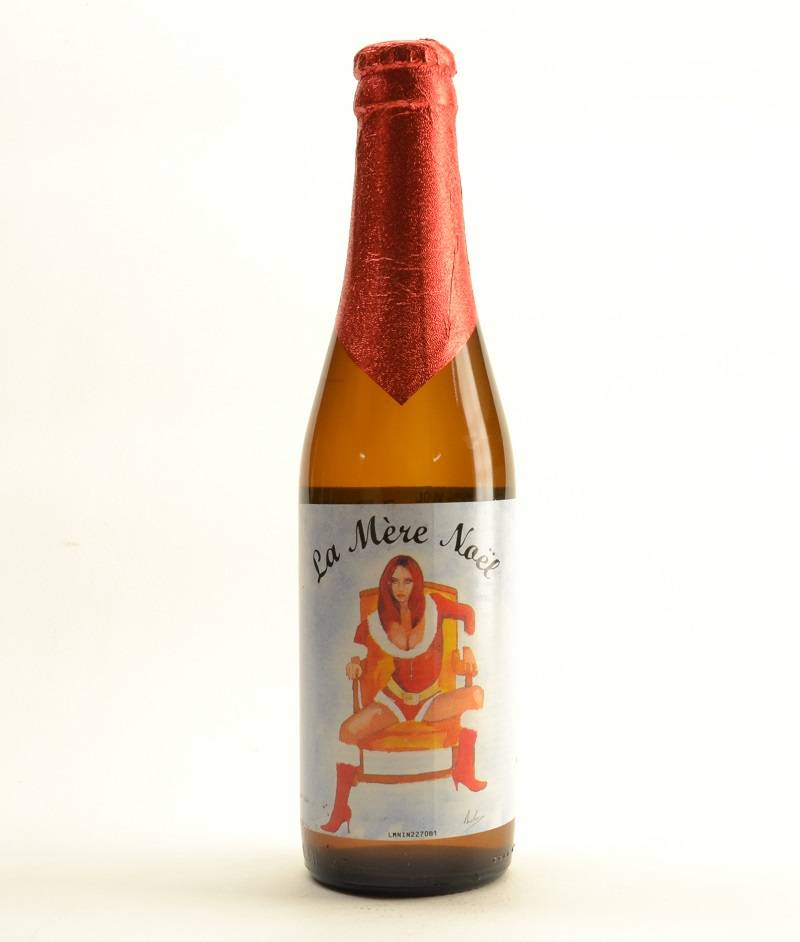 La Mere Noel Christmas   33cl   Buy beer online   Belgian Beer Factory