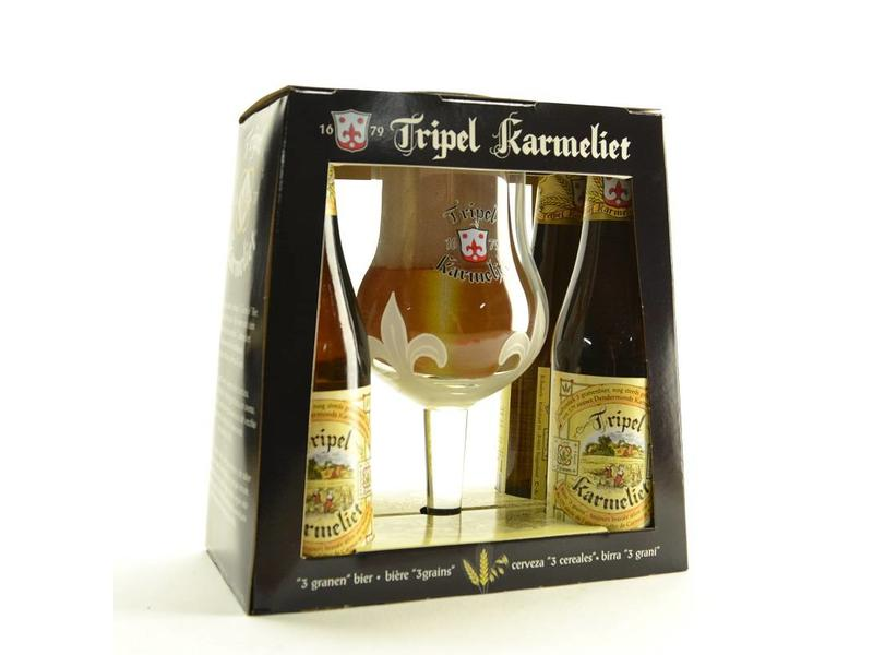 C Tripel Karmeliet Biergeschenk