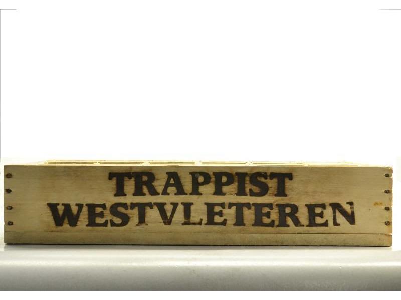 Lege kist Westvleteren Kiste