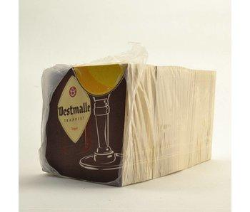 Westmalle Beer Mats
