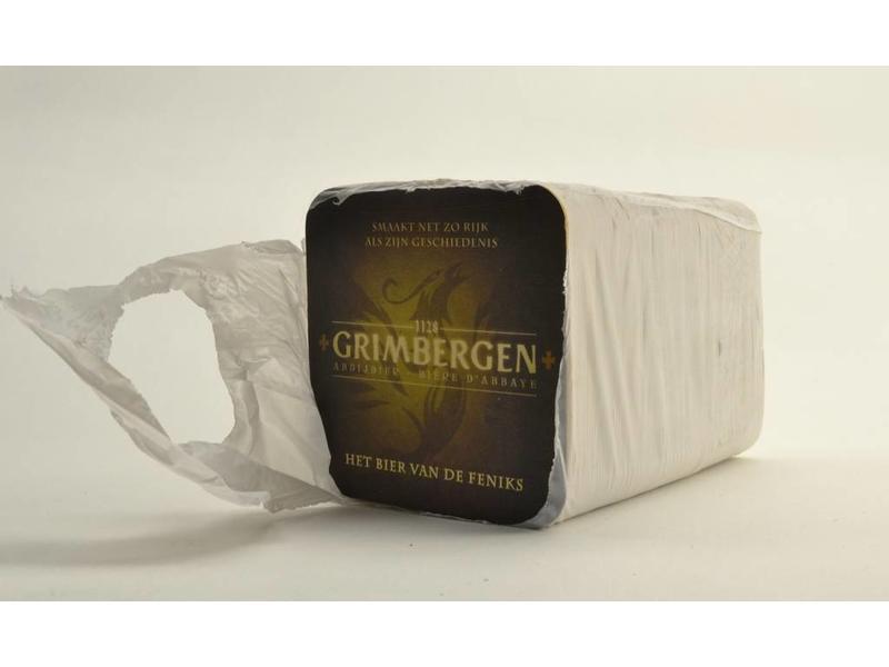 MX / STUK Grimbergen Beer Mats