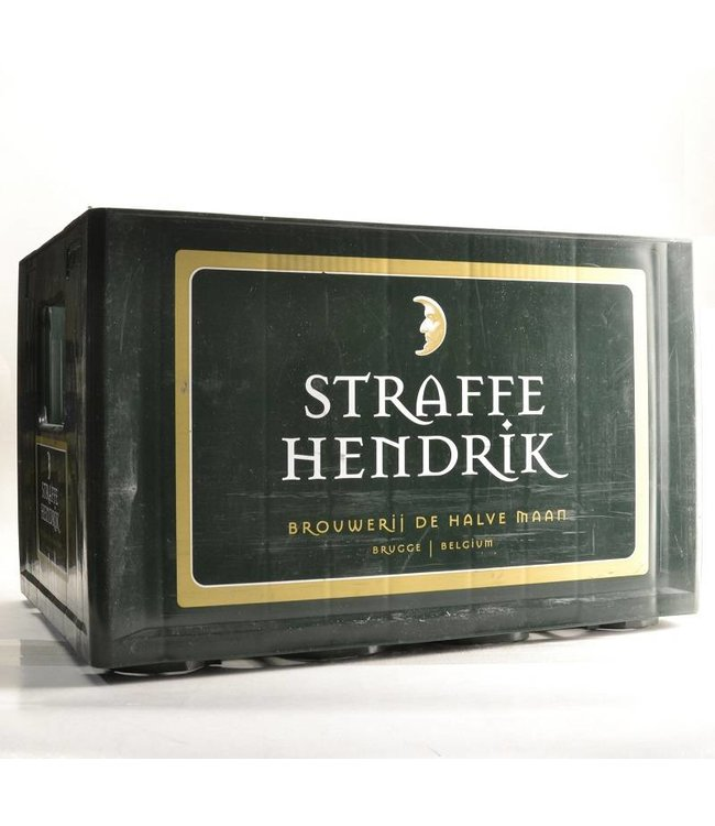 LEGE KIST     l-------l Straffe Hendrik Bierkrat