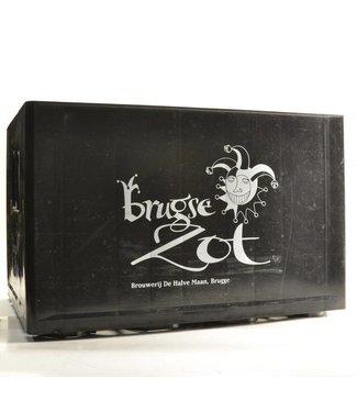 LEGE KIST     l-------l Brugse Zot Beer Crate