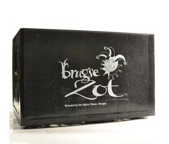 Brugse Zot Beer Crate