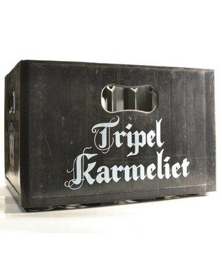 LEGE KIST     l-------l Tripel Karmeliet Bierkrat