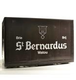 Lege kist St Bernardus Bierkrat