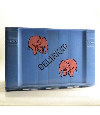 LEGE KIST     l-------l Delirium Beer Crate