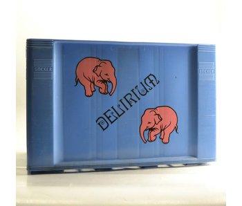 Delirium Beer Crate