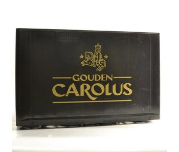 Gouden Carolus Beer Crate