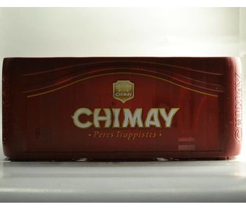 Chimay Beer Crate