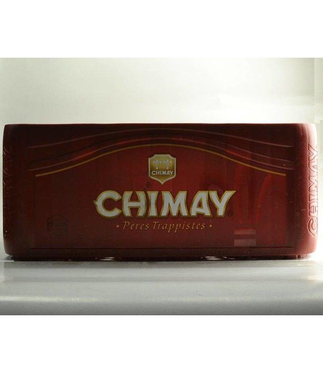 LEGE KIST     l-------l Chimay Bierkrat