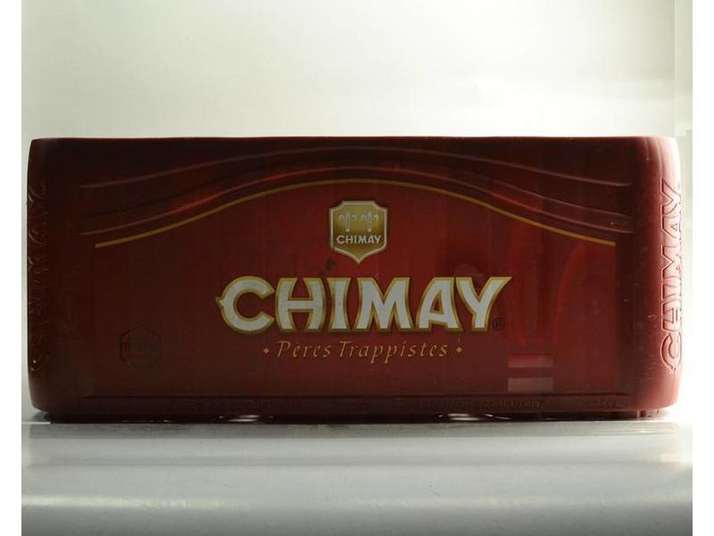 Lege kist Chimay Bierkrat
