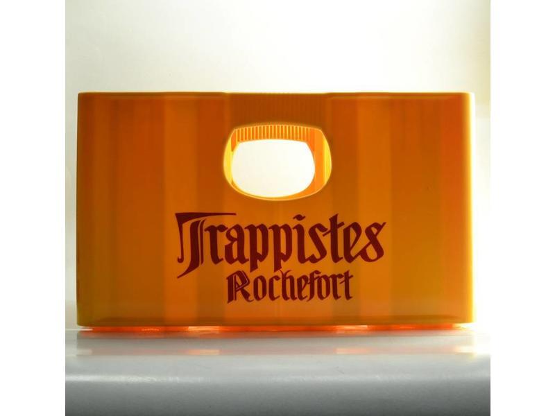 Lege kist Trappistes Rochefort Bierkrat