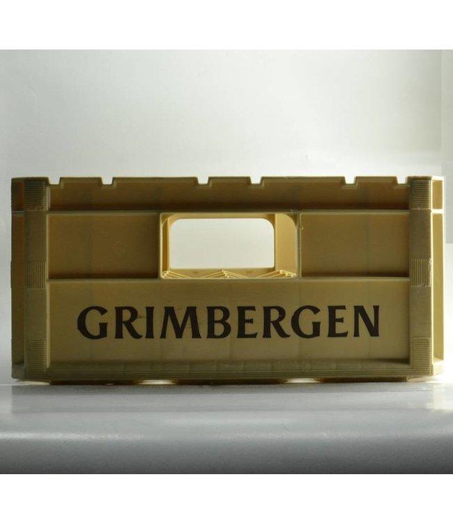 LEGE KIST     l-------l Grimbergen Bierkrat