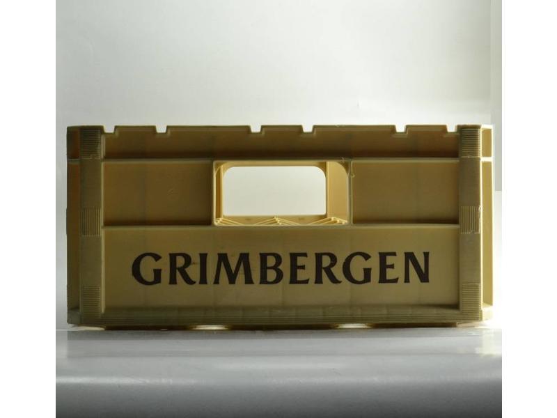 Lege kist Grimbergen Bierkiste