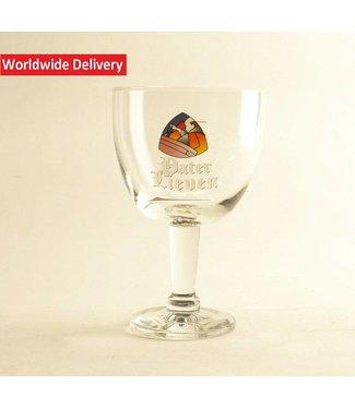 15cl GLAS l-------l Pater Lieven Mini Beer Glass - 15cl
