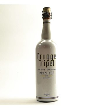 75cl   l-------l Brugge Tripel Prestige - 75cl