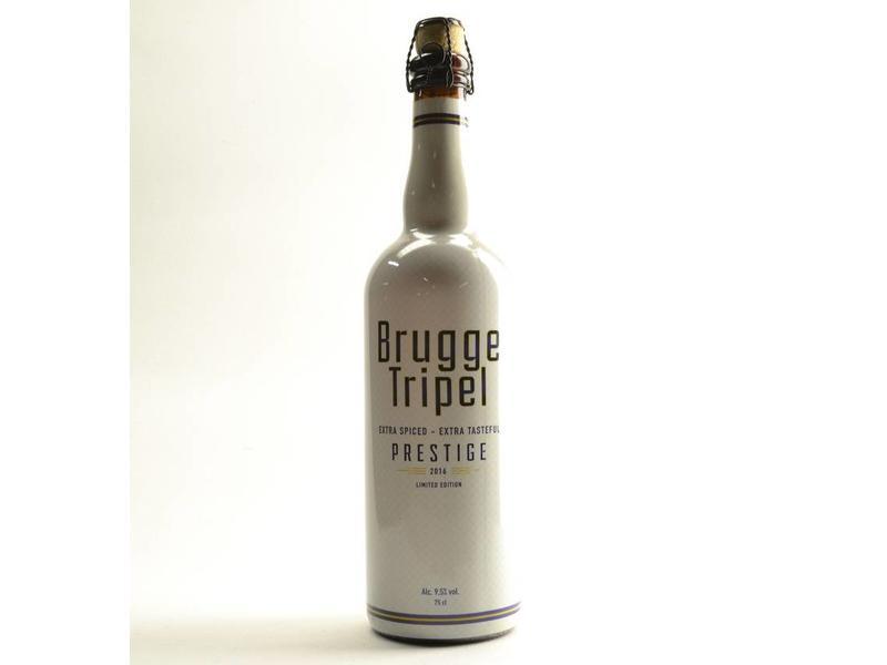 Brugge Tripel Prestige - 75cl