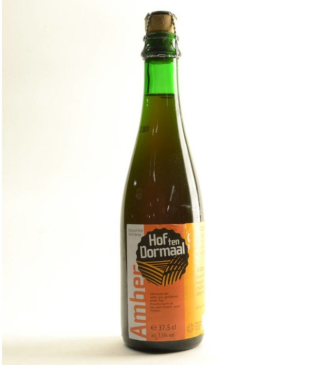 Hof ten Dormaal Amber - 37,5cl