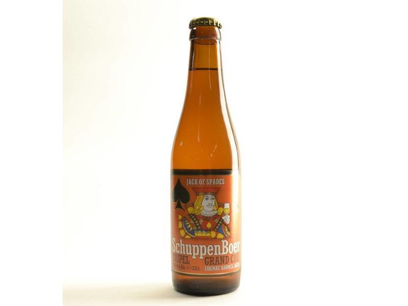 A3 Schuppenboer Tripel Grand Cru Cognac - 33cl