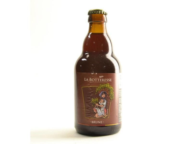 WA Botteresse Brown - 33cl