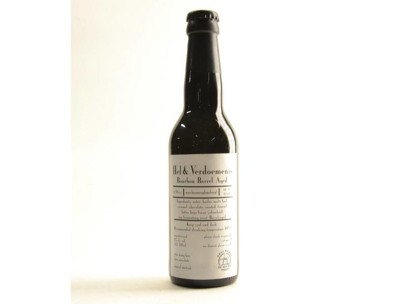 WA De Molen Bourbon Hel en Verdoemenis - 33cl