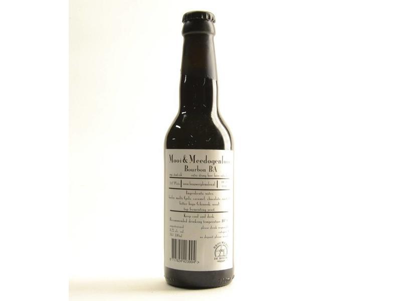 WA De Molen Bourbon Mooi en Medogenloos - 33cl