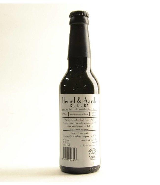 De Molen Hemel en Aardde Bourbon - 33cl