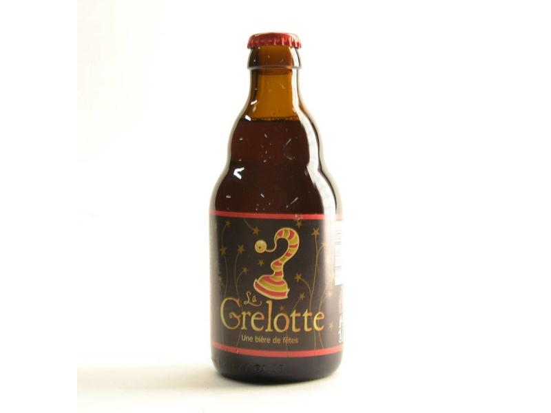 WZ / FLES La Grelotte - 33cl