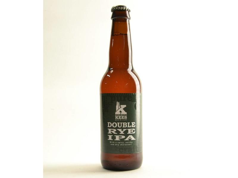 Kees Double Rye IPA - 33cl
