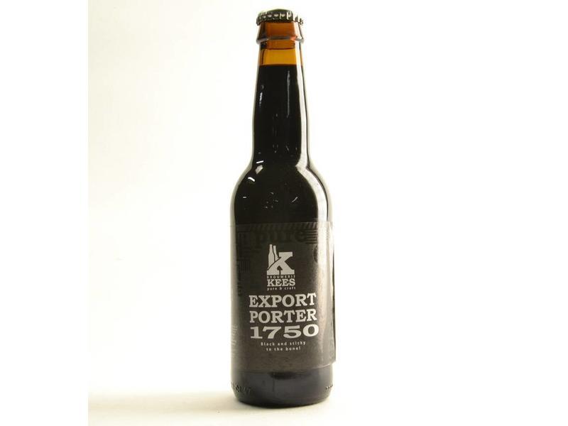Kees Export Porter 1750 - 33cl