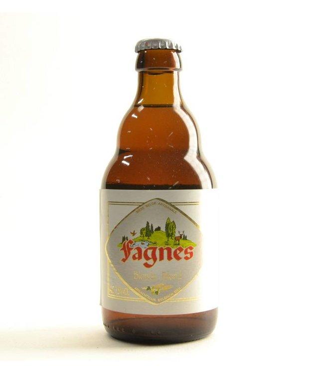 Fagnes Blonde - 33cl