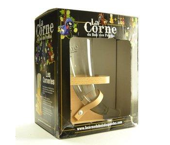 La Corne Coffret Cadeau - 33cl