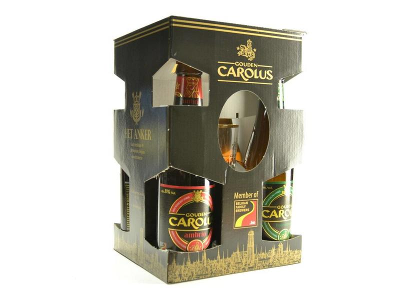 MG Gouden Carolus Beer Gift
