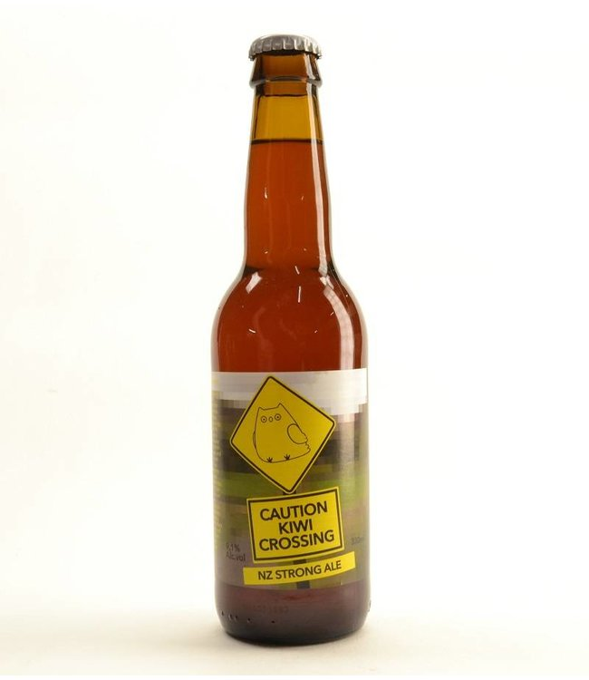 Caution Kiwi Crossing - 33cl