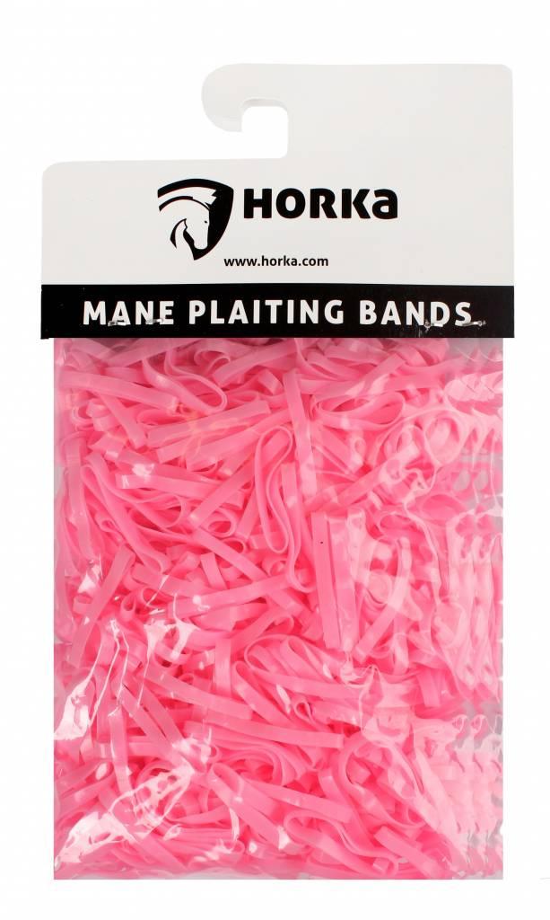 Horka Invlecht elastiekjes breed