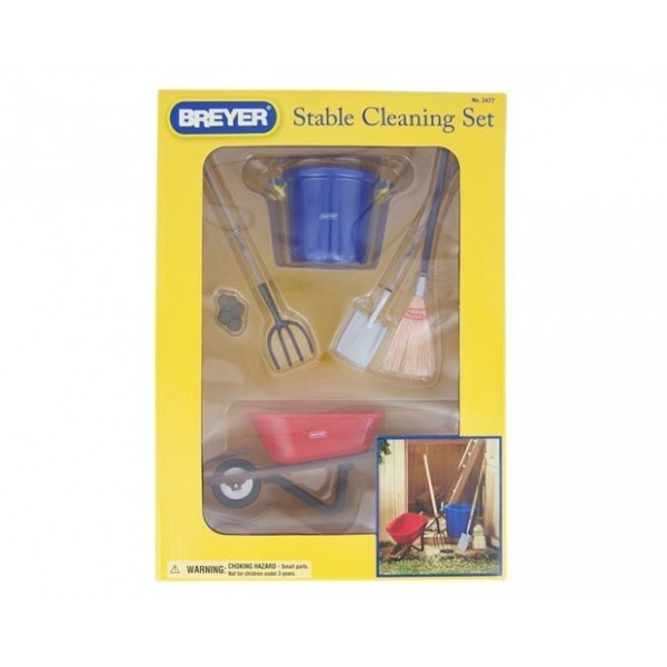 Breyer Stable Cleaning Set