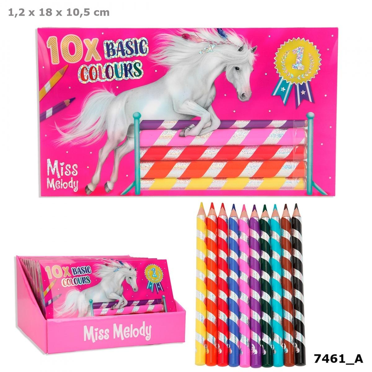 Miss Melody Miss Melody kleurpotloden