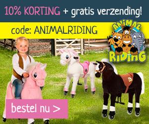 Animal Riding korting!