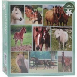 Horka Paarden puzzel Horses