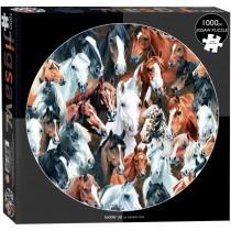 Horka Paarden puzzel SADDLE UP